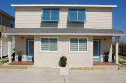 St augustine beach house rental for Multi family beach house rentals